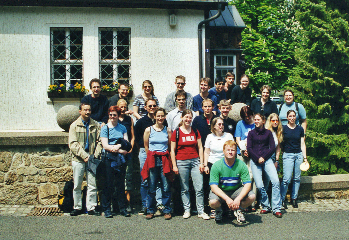 2002 clazz in Thüringen